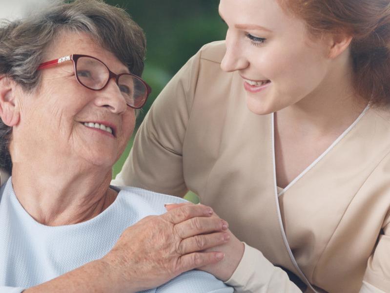 Bild zum Beitrag 'So finden Sie das passende Pflegeheim'
