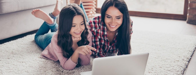 Bild zum Beitrag 'Erste Schritte im Netz: So surft Ihr Kind sicher'