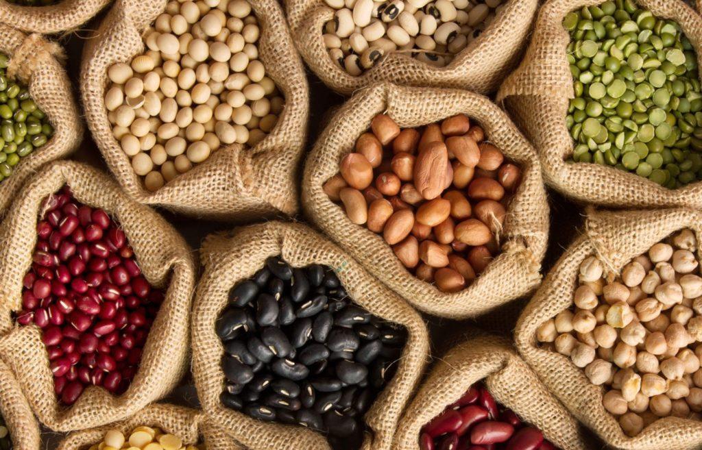 Bild zum Beitrag 'Hülsenfrüchte – gesunde Eiweißlieferanten'