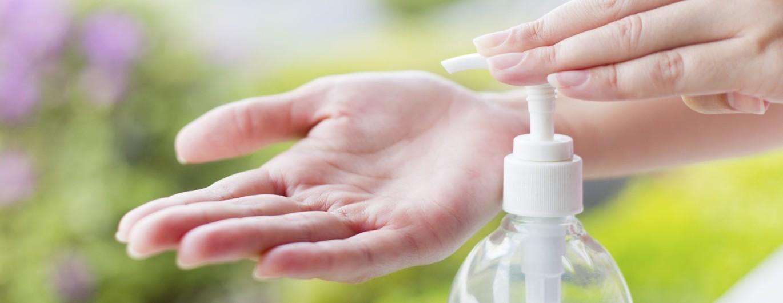 Bild zum Beitrag 'Desinfektionsmittel: Kann zu viel Hygiene schaden?'