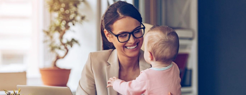 Bild zum Beitrag 'Fit für Baby und Beruf'