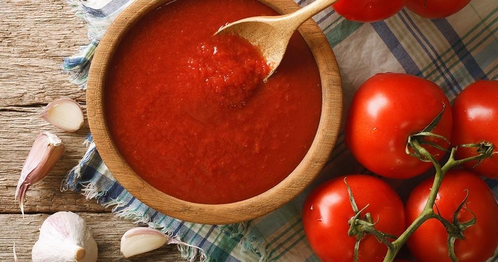 Bild zum Beitrag 'Tomatensoße für den Winter'