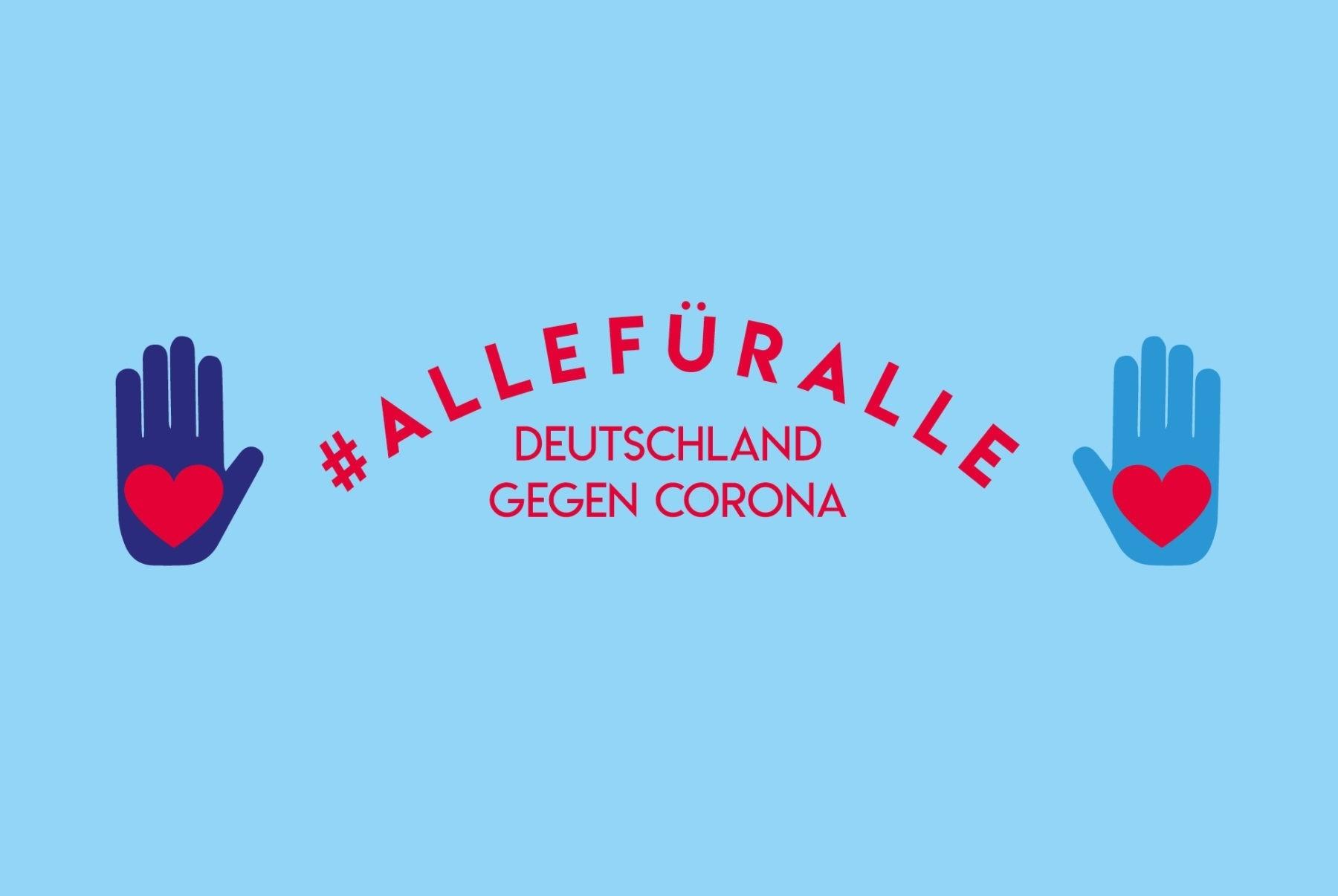 Bild zum Beitrag '#allefüralle – gemeinsam mit mehr Abstand Leben retten!'