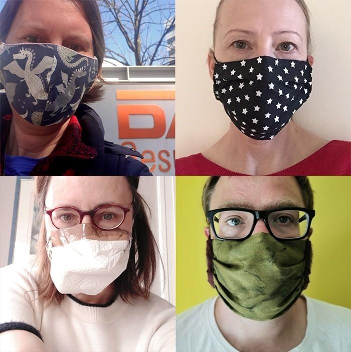 Bild zum Beitrag 'Wissenswertes über Masken'