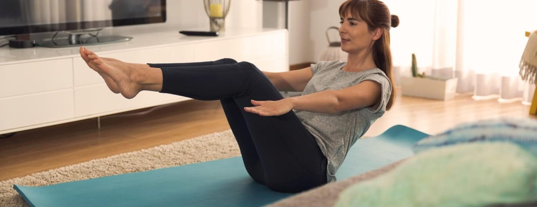 Bild zum Beitrag 'Wohnzimmer-Fitness: Die besten Workouts für zu Hause'