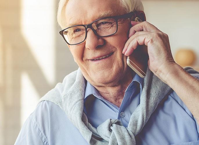 Bild zum Beitrag 'So können Sie ältere Menschen unterstützen'