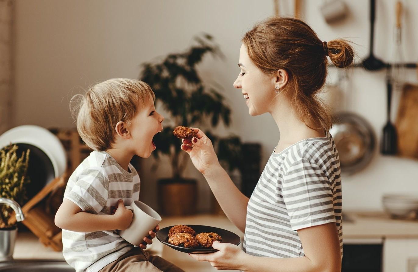Bild zum Beitrag 'Gesunde Naschereien für Kinder'
