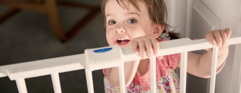Bild zum Beitrag 'Kindersicherheit zu Hause'