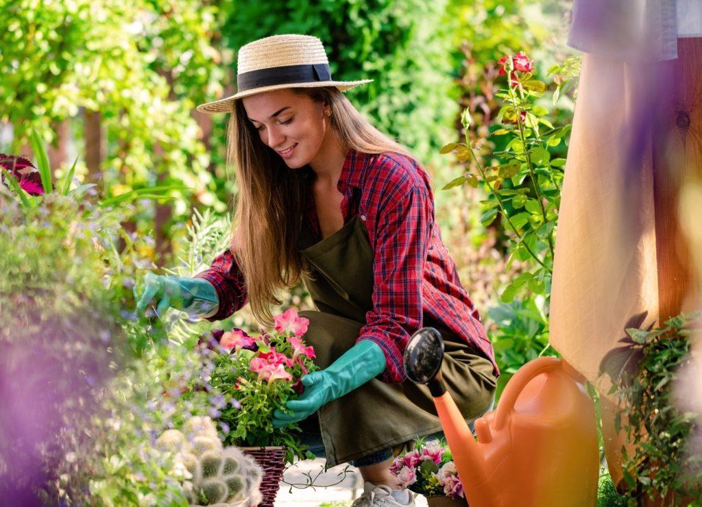 Bild zum Beitrag '5 Gründe, warum uns Gartenarbeit so guttut'