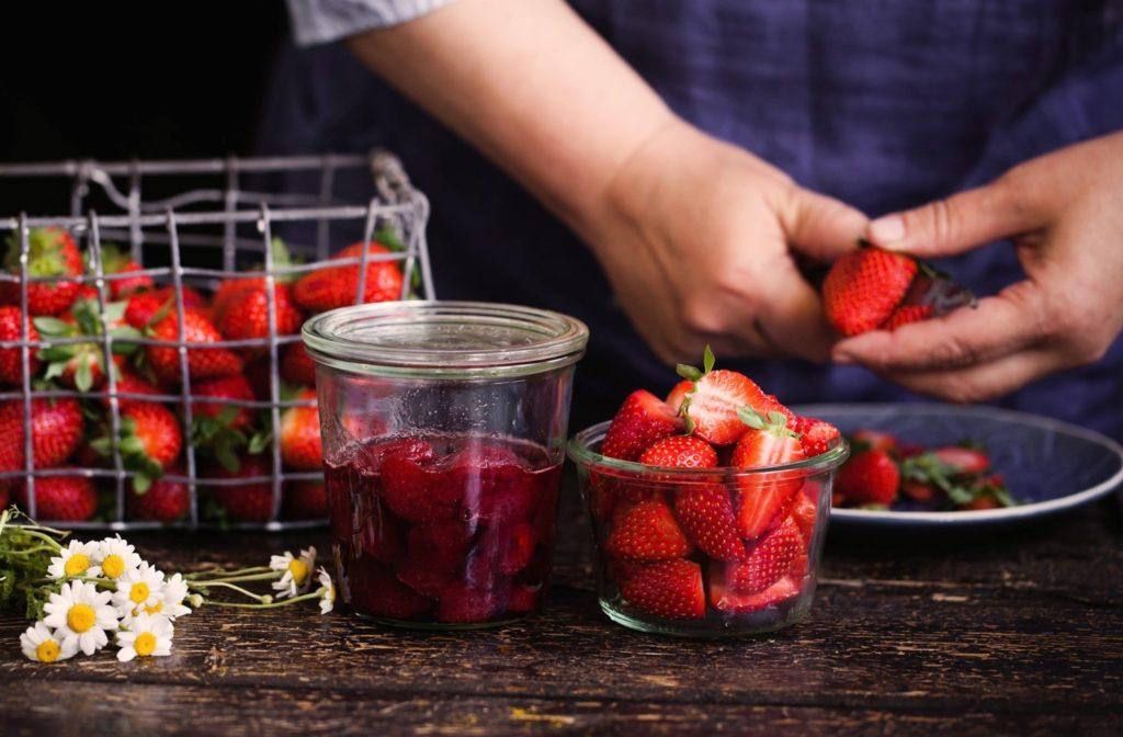 Bild zum Beitrag 'Marmelade selber machen'