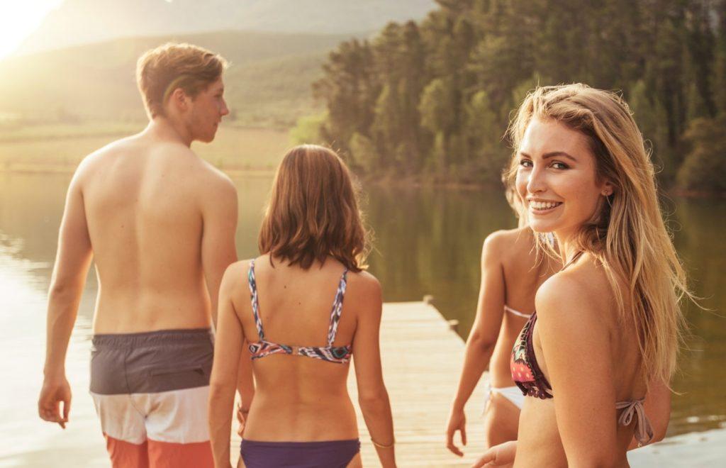 Bild zum Beitrag 'Achtung Badesee: Diese Regeln sollten Sie beachten'