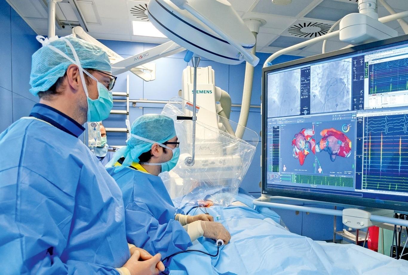 Bild zum Beitrag 'Im Krankenhaus der Zukunft'