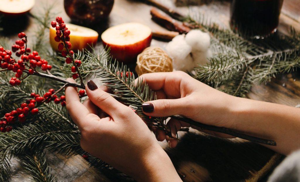Bild zum Beitrag 'Weihnachtliche Atmosphäre zu Hause'