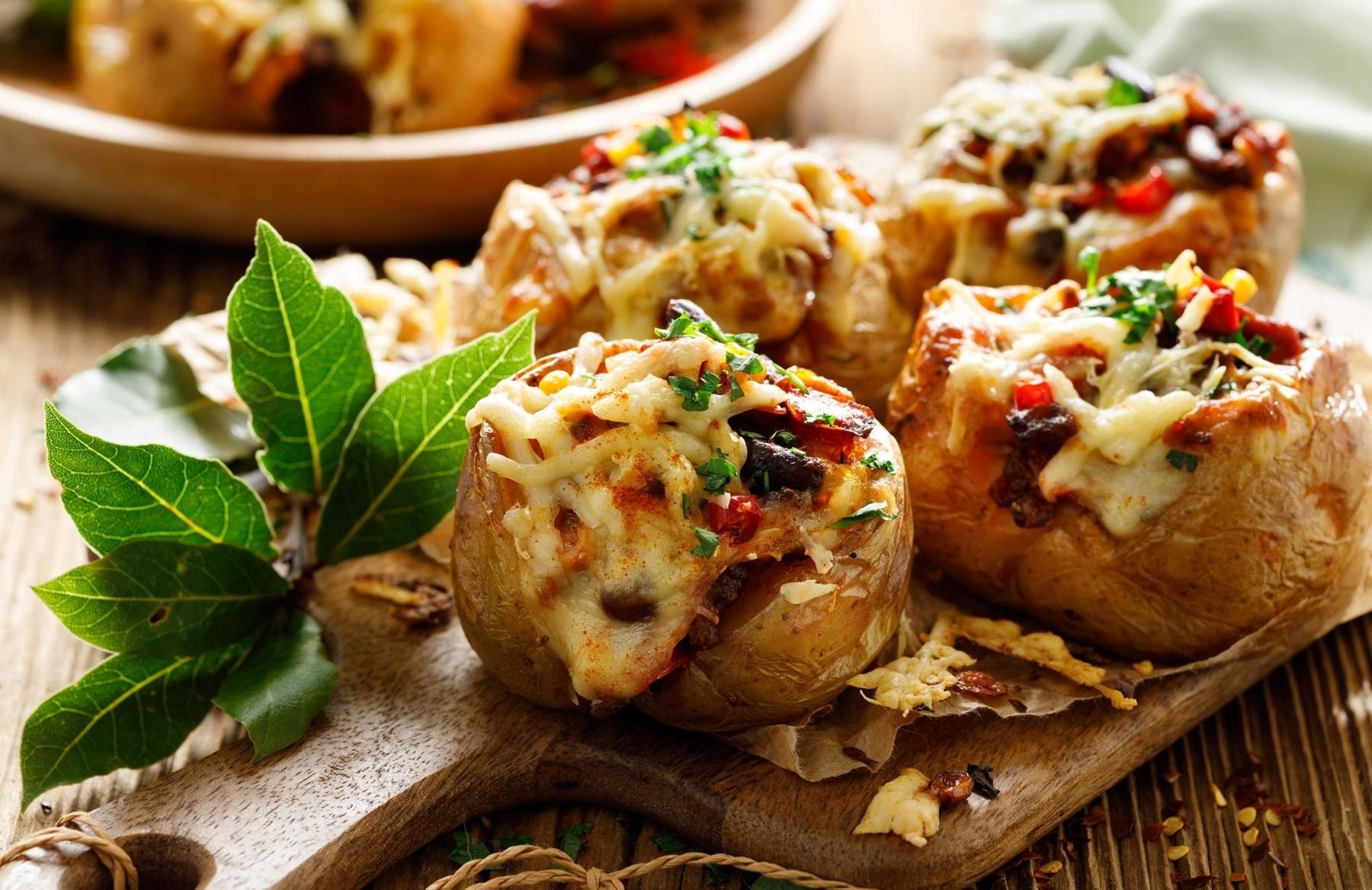 Bild zum Beitrag 'Kumpir: Orientalischer Streetfood-Star'
