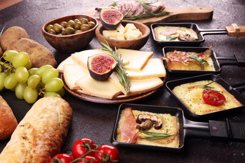 Bild zum Beitrag 'Raclette mal anders'