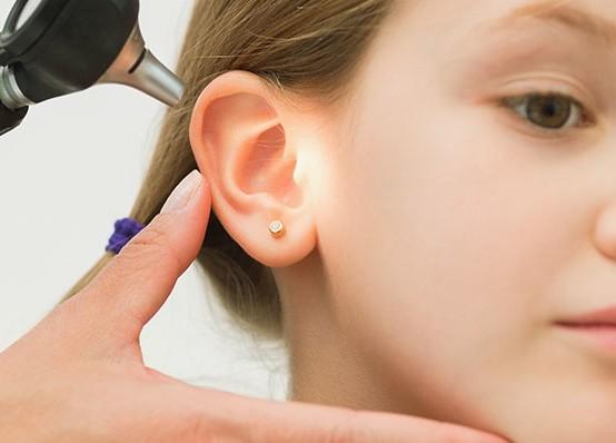 Bild zum Beitrag 'Ohrenerkrankungen bei Kindern'