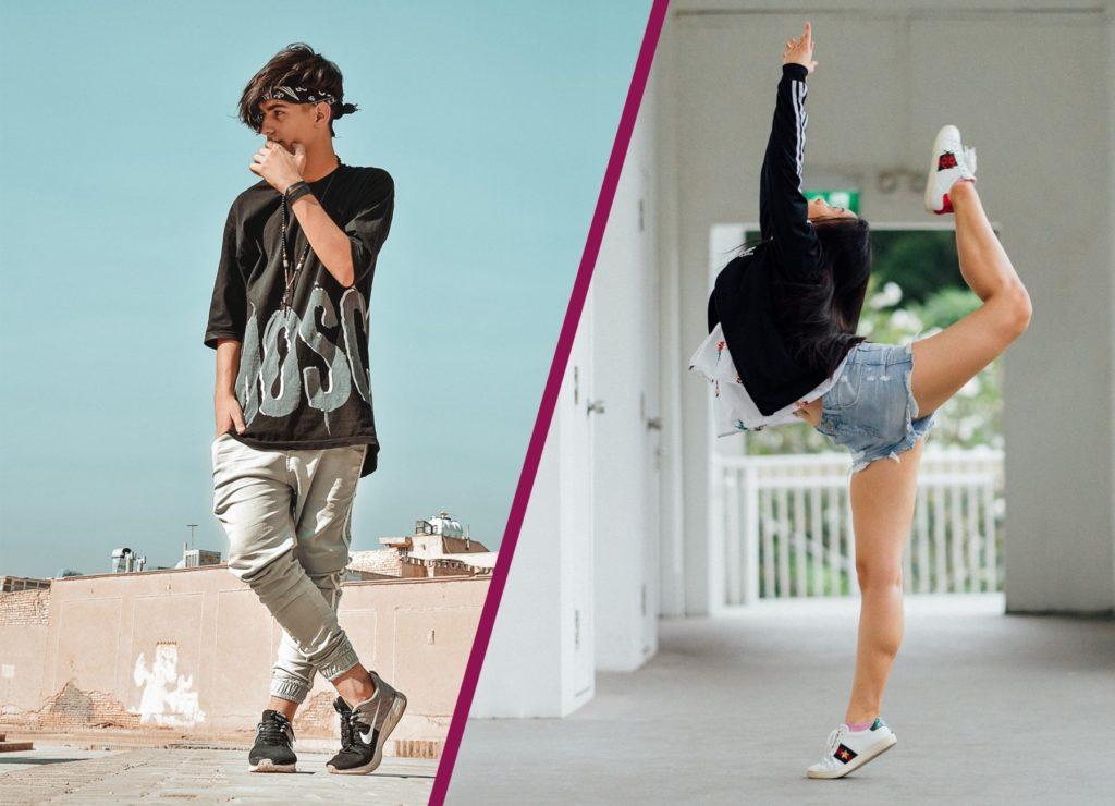 Bild zum Beitrag 'Tanztalente gesucht!'