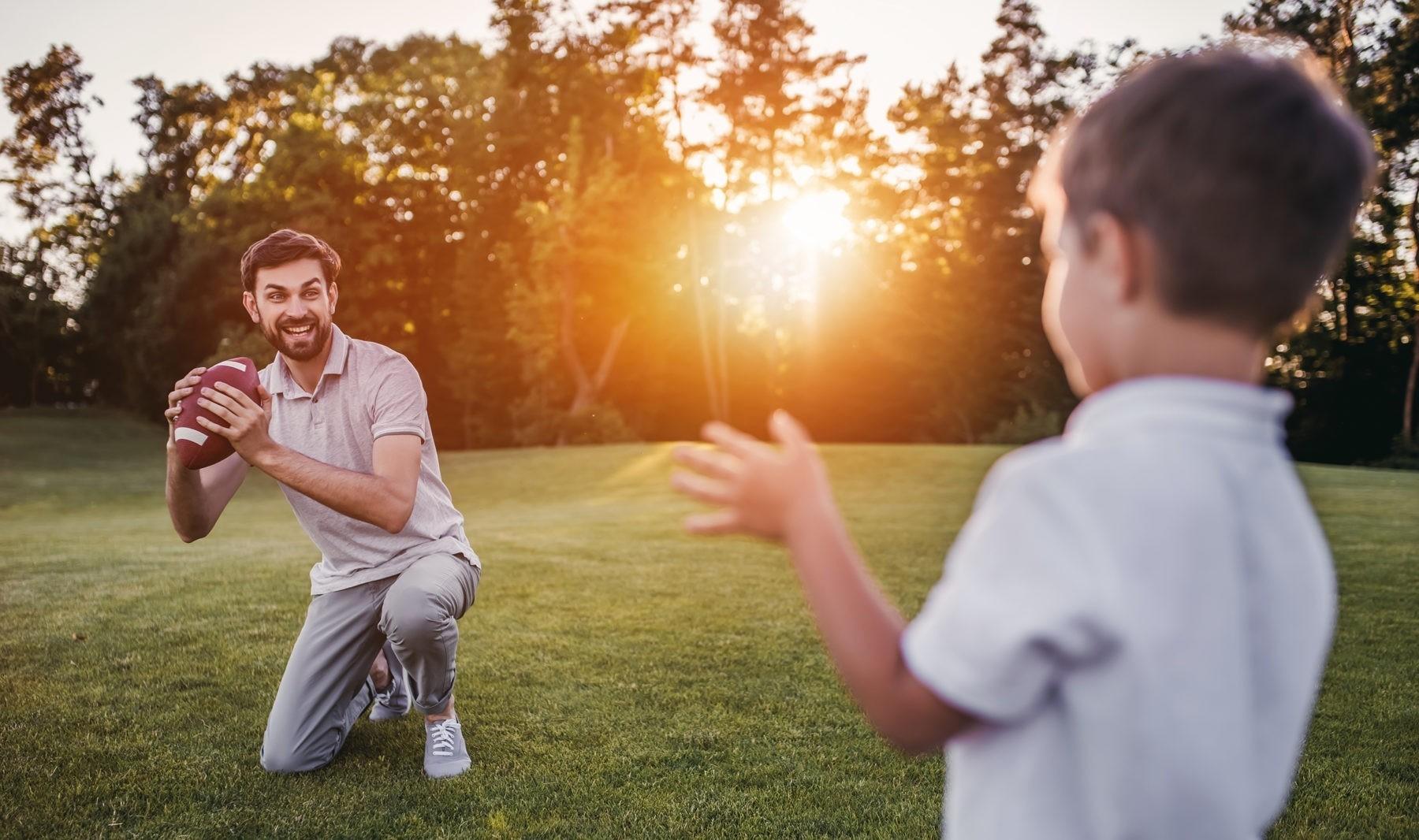 Bild zum Beitrag 'Ab nach draußen – Spielideen für Kinder'
