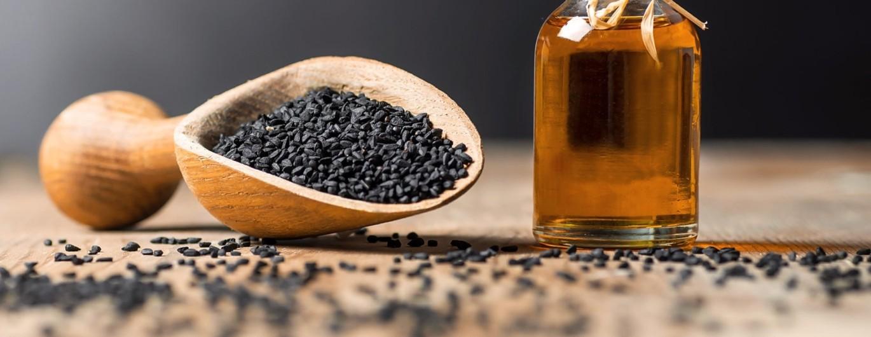 Bild zum Beitrag 'Schwarzkümmelöl – das natürliche Kraftpaket'