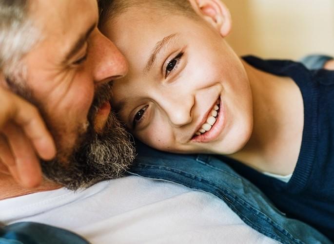 """Bild zum Beitrag '""""Diese Zeit ist eine Chance, die Vater-Kind-Beziehung zu stärken""""'"""