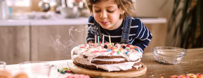 Bild zum Beitrag 'Backideen für den Kindergeburtstag'